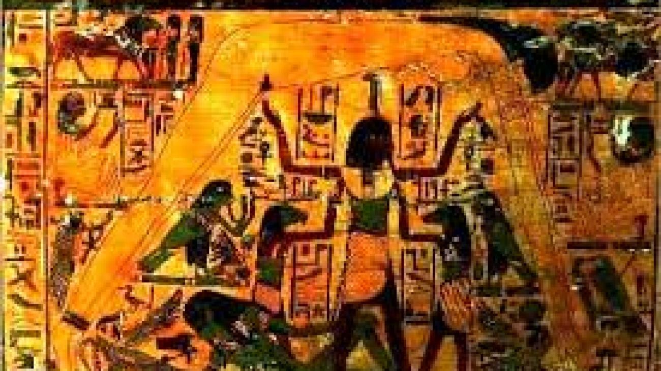 Sexo en Faraones