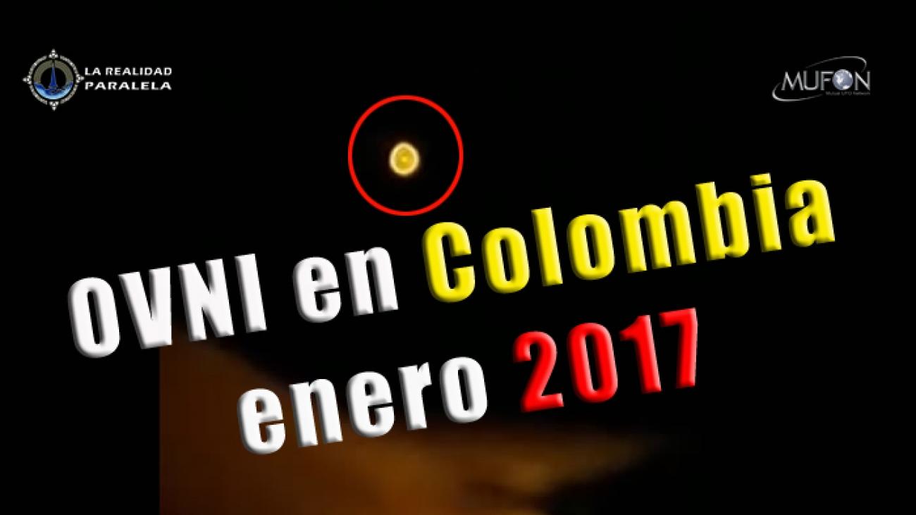 Ovni en Colombia