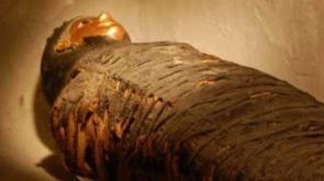 Momia de niño