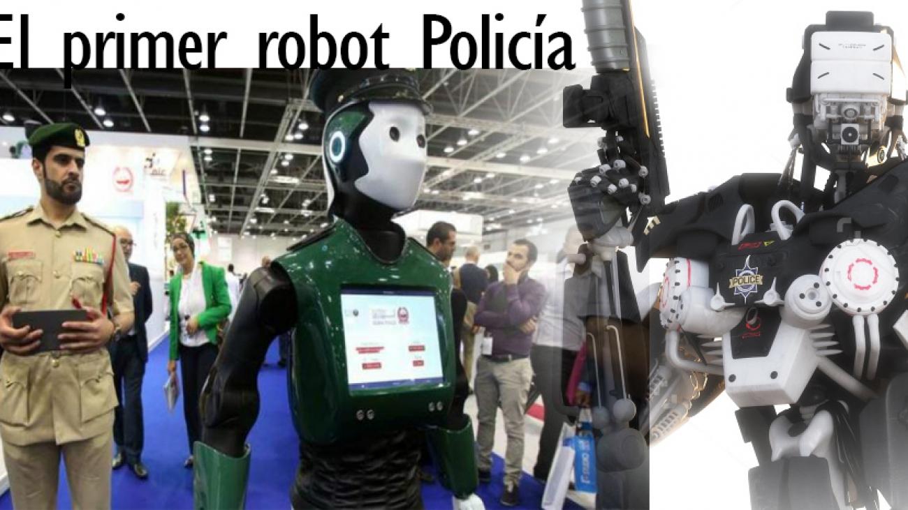 ROBOT POLICIA