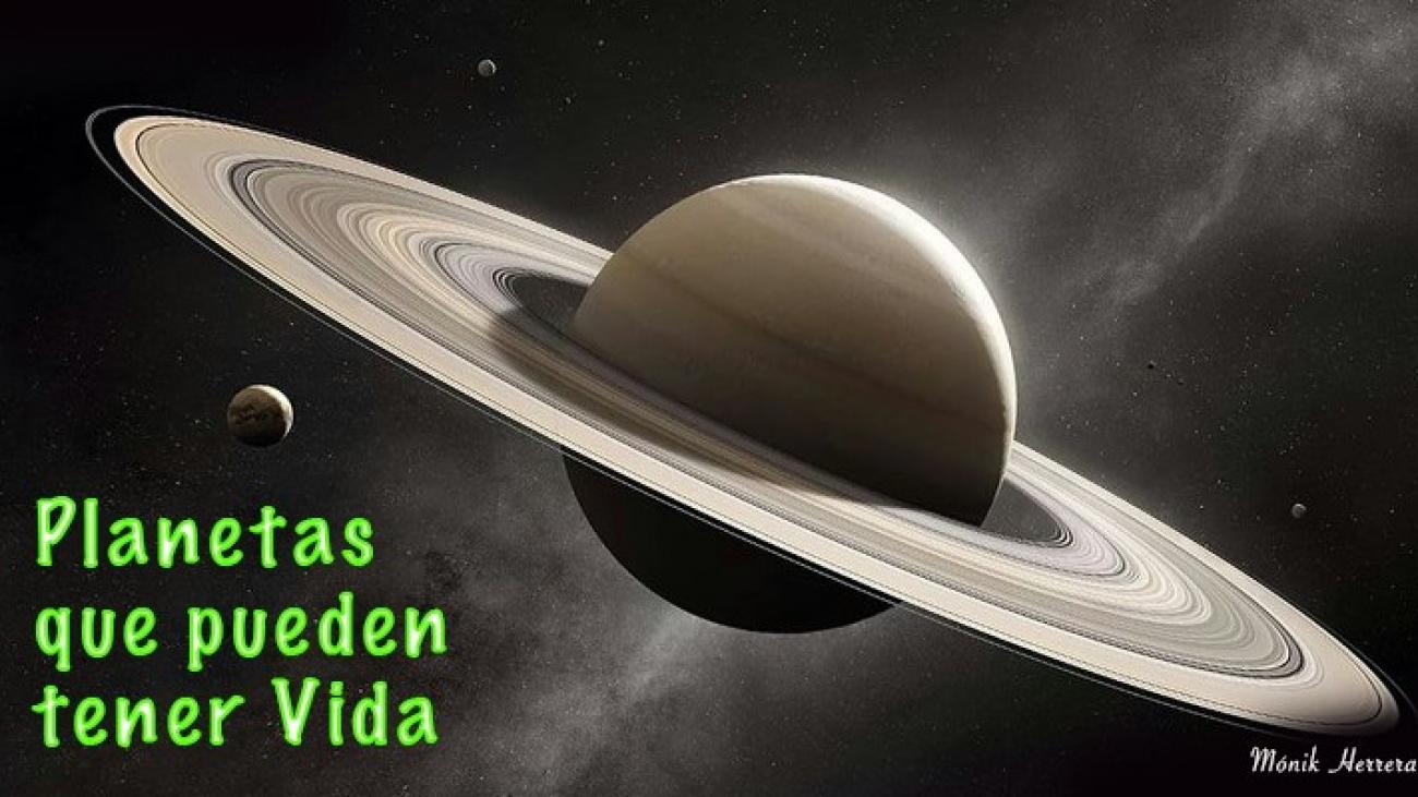 Planetas que pueden tener vida