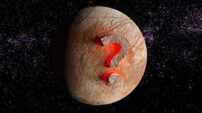 Europa Luna de Jupiter
