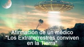 LOS EXTRATERRESTRES CONVIVEN ENTRE NOSOSTROS